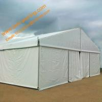 Temporary Warehouse Tent, Outdoor Waterproof Aluminum Warehouse Storage Tent