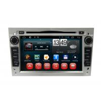 Best Opel Vectra Meriva Car GPS Navigation System Android 4.2 DVD Player Touch Panel wholesale