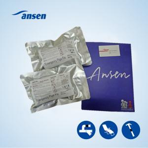 Best Fibreglass fix anticorrosion Pipeline repair wrap tape Emergency Industry pipe Repair fiber Tape wholesale