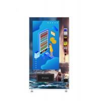 Best Self Service Chocolate Vending Machine Large Advertising Touchscreen Anti Theft wholesale
