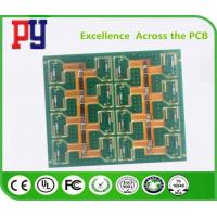 Best Multi - Layers Rigid Flex PCB Polyimide 1-3 Oz Fr4 Base Material RoHs Approval wholesale