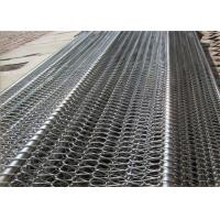 Best Stainless Steel Wire Mesh Conveyor Belt With Balanced Used For Conveyer wholesale