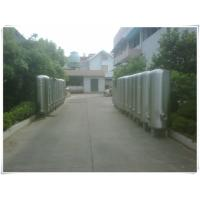 Best 100 Gallon Compressed Stainless Steel Air Receiver Tank For Home / Industrial Application wholesale