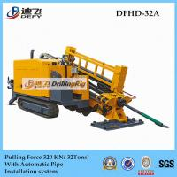Best DFHD-32A Full Hydraulic Directional Drilling Rig Machine for Pipe-laying Manufacturer wholesale