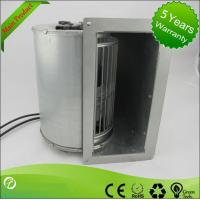 Best AC Double Inlet Centrifugal Blower For Ventilation , Industrial Exhaust Fans Low Noise wholesale