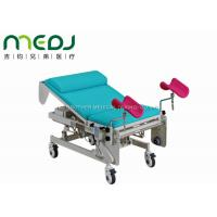 China Motorized Gynecological Examination Table Height Adjustable With Paper Holder on sale