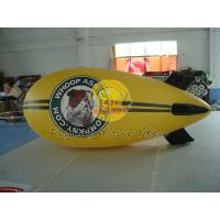 Best Reusable Durable Helium Zeppelin Balloons with Full Digital Printing for Sporting events wholesale