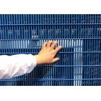 Best Powder Coated Fence Panels , Welded Wire Mesh Fence 1.73*2.5mm wholesale