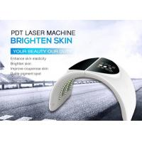 Best Seven Color Anti Aging Light Pdt Therapy LED Facial Machine Reduce Spots wholesale