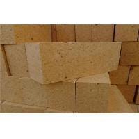Heat Resistant Kiln Refractory Bricks Al2O3 30% - 65% , Low Bulk Density Fireclay Brick