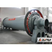 Quality Dry Type Heavy Duty Industrial Mining Ball Mill Machine / Gold Ball Mill wholesale