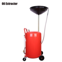Best Red 1600Ml Air Powered Oil Extractor 24Kg Portable Oil Drainer wholesale