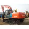 Buy cheap Hitachi EX200-3 Used Crawler Excavator Crawler 2910mm Stick Length 0.8cbm Bucket from wholesalers