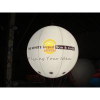 Cheap Customized Large Inflatable Lighting Balloon for Anniversary Event, Light Up for sale