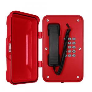 Best Moisture Resistant Industrial Weatherproof Telephone with Rugged Handset wholesale