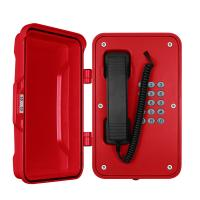 Buy cheap Moisture Resistant Industrial Weatherproof Telephone with Rugged Handset from wholesalers