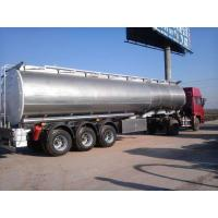 Best Tank Truck Bodies Aluminium Alloy Products , 5454 Aluminum Plate High Formability wholesale