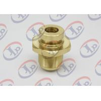 Best CNC Precision Components With Internal / External Thread , Brass Fasteners For Air Pump wholesale