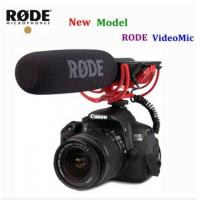 Best Rode VideoMic studio microphone professional condenser microphones for Digital Camera wholesale