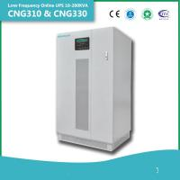 Best CNG310 Low Frequency Online UPS 384VDC Battery Voltage 45-65Hz High Intelligence wholesale