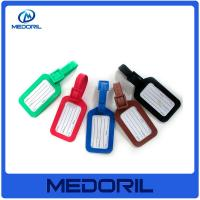 China Wholesale hard plastic luggage tag with custom logo hard plastic luggage tag on sale