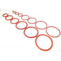 China AS568 Factory prices Custom rubber nitrile Buna-N NBR o ring 70 Silicone Rubber O Rings Seals on sale