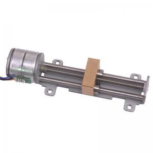 Best Stepping 20 Mm 3D Printer Motors Micro Slide Table Screw Rod Linear Stepper Motor wholesale