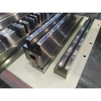 Buy cheap Hardness Bending Die Punching Press Brake Tooling With 3150mm Length from wholesalers