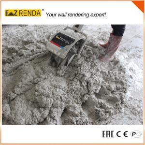 Best Easy Clean Small Portable Concrete Mixer For House Decoration wholesale