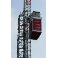 Best Durable Single Cage Building Construction Material Hoist Lift High Speed wholesale