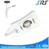 30W 40W 50W 60W Solar LED Street Light Price with 8m Pole solar panel battery CE approved
