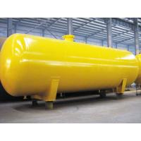 Best Chemical Storage Pressure Vessel Tanks Q345R For Liquid Ammonia / Industrial wholesale