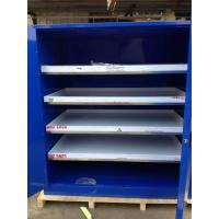 Best Safety Corrosive Storage Cabinets , Grounding Flammable Cabinets For Acid Liquid wholesale