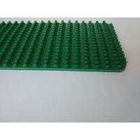 Best Oil Resistance Green Conveyor Belt With Rough Top Used In Transport system wholesale
