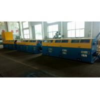Buy cheap Fully High carbon Straight Line Wire Drawing Machine With Double Inverter Control from wholesalers
