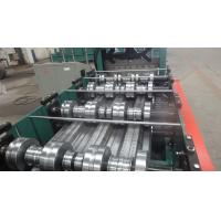 Best Building Meta Closed Mouth Floor Deck Roll Forming Machine 0.8-1.6mm Thickness wholesale