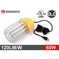 Quality 60 Watt LED Temporary Work Lights Replace 200W Compact Fluorescent Lamp , AC100-300V wholesale
