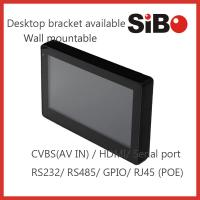 Best SIBO Q896 In Wall Android Tablet With RS232 wholesale