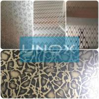 Best 304 Bronze Color Stainless Steel Sheet Hairline Finish-lUnox Color Stainless Steel Sheets Plate wholesale