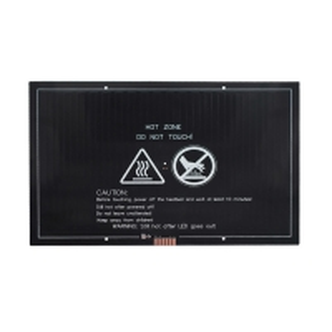 Best 300*200*3mm 24V 260W 3D Printer Heatbed MK3 Aluminum Substrate wholesale