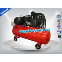 Best Belt Driven Electric Air Compressor Three - Phase Brushless 4Kw 5.5Hp 100L 8Bar wholesale