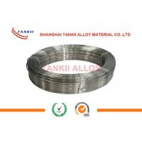 Best SS316 Stainless Steel Thermal Spray Wire 3.17mm 3.2mm For Surface Coating wholesale