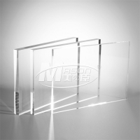 Best 2mm To 200mm Thickness Clear Acrylic Sheet Custom Cutting wholesale