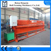 Best Aluminum Profile Hydraulic Shearing Machine Hydraulic Pump 4m Width Panel Suit wholesale