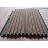 Best Metal Frame  Shaker Screens , Stainless Steel Oil Filter Mesh With Hook wholesale