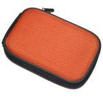 Best Thin Machine Mini Hard Case , Simple Orange Camera Hard Eva Travel Case wholesale