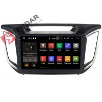 Best Quad Core Google Maps Android Car Navigation System For Hyundai IX25 / Cetra Radio Video wholesale
