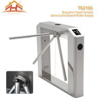 Best Little Power Access Control Turnstile Barrier Silent Operation Compact Designed wholesale