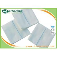 Best Medical Cotton Gauze Swabs Absorbent sterile gauze sponge pads100% Cotton Safe Medical Dressing pads with X-RAY line wholesale
