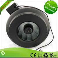 Best Low Noise Sheet Metal Inline Centrifugal Fan For Equipment Cooling wholesale